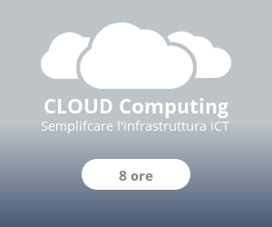 Corsi Cloud computing architectures
