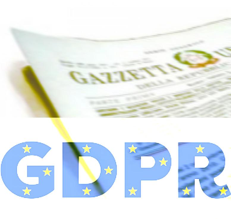 Decreto GDPR